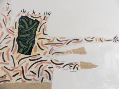 Bruno Munari Ricostruzione teorica di un oggetto immaginario Silkscreen Print for Danese - 1065080