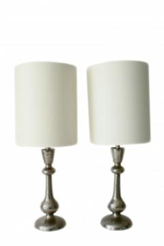Brushed Nickel Lamps - 1649501