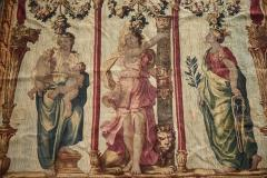 Brussels 18th century tapestry - 1658860