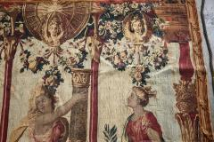 Brussels 18th century tapestry - 1658862
