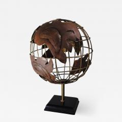 Brutalist Globe - 1195897