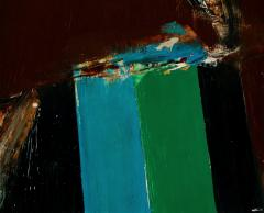 Budd Hopkins Untitled Abstract 1964 - 184598