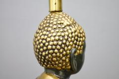 Buddha Ceramic Table Lamp from Italy 1970s - 897033