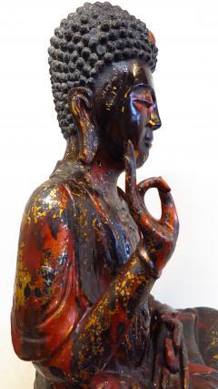Buddha Statue 19th Century - 562295