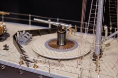 Builders Dockyard Model of the ACACIA Class Sloop H M S HONEYSUCKLE of 1915 - 542328