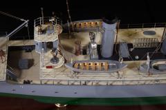 Builders Dockyard Model of the ACACIA Class Sloop H M S HONEYSUCKLE of 1915 - 542330