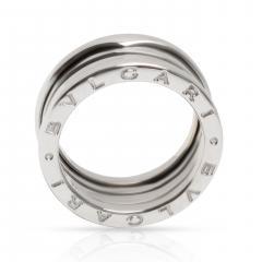 Bulgari B zero1 Ring in 18K White Gold Size 56  - 1299111