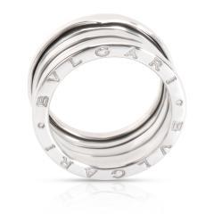 Bulgari B zero1 Ring in 18K White Gold Size 57  - 1299141
