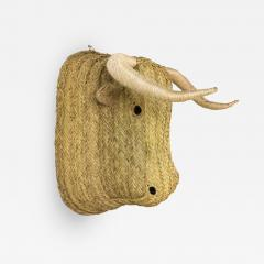 Bull Head Wall Sculpture circa 2000 Spain - 1797606