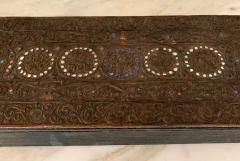 Burmese Buddhism Scripture with Lacquer Covers - 1519062