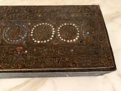 Burmese Buddhism Scripture with Lacquer Covers - 1519064