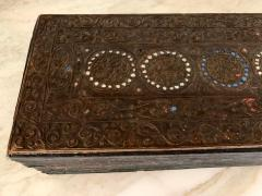Burmese Buddhism Scripture with Lacquer Covers - 1519065