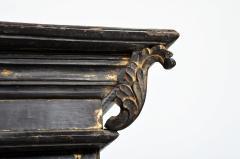Burmese Temple Manuscript Cabinet With Original Patina - 1140514