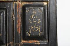 Burmese Temple Manuscript Cabinet With Original Patina - 1140519