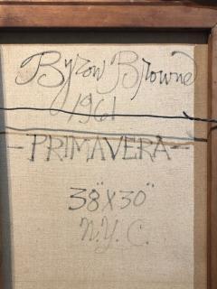 Byron George Byron Browne Primavera - 1167874
