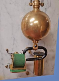 C 1920 French Electro Mechanical Meter Brilli Clock - 224671
