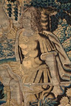 CEPHALUS AND PROCRIS 17TH CENTURY FLEMISH MYTHOLOGICAL TAPESTRY - 1271586
