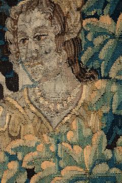 CEPHALUS AND PROCRIS 17TH CENTURY FLEMISH MYTHOLOGICAL TAPESTRY - 1271596
