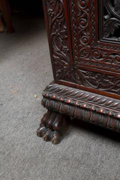 CH 24 Fine William IV Period Anglo Indian Rosewood Cabinet - 259800