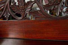 CH 24 Fine William IV Period Anglo Indian Rosewood Cabinet - 259803