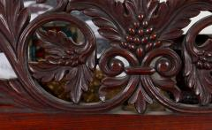CH 24 Fine William IV Period Anglo Indian Rosewood Cabinet - 259805