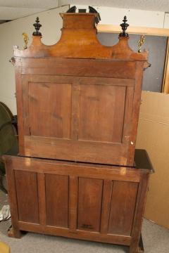 CH 26 Fine Renaissance Style Ebonized Cabinet - 259811