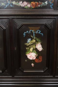CH 26 Fine Renaissance Style Ebonized Cabinet - 259812