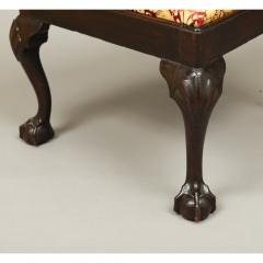 CHIPPENDALE CARVED SIDE CHAIR - 1908448