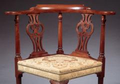 CHIPPENDALE CORNER CHAIR - 1139809