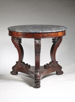 CLASSICAL CARVED MAHOGANY GU RIDON - 1225407