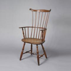 COMB BACK WINDSOR ARMCHAIR - 1351126