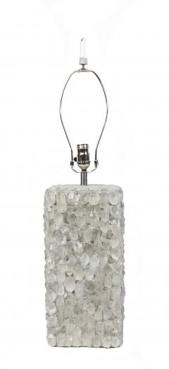 CONTEMPORARY CRYSTAL TABLE LAMPS - 1291923