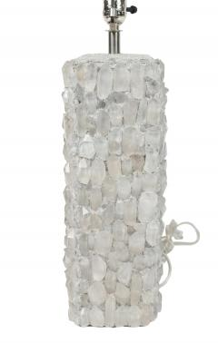 CONTEMPORARY CRYSTAL TABLE LAMPS - 1291924