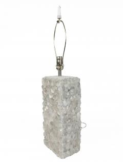 CONTEMPORARY CRYSTAL TABLE LAMPS - 1291925