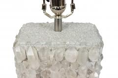 CONTEMPORARY CRYSTAL TABLE LAMPS - 1291928