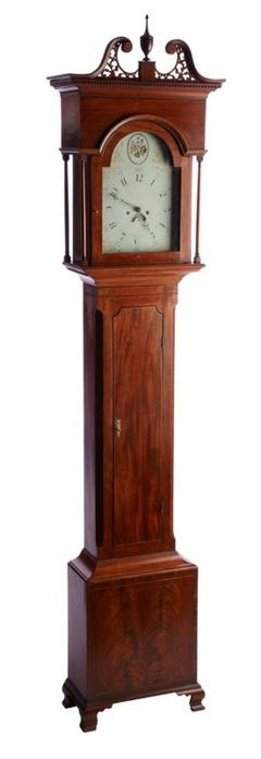 CUMBERLAND COUNTY TALL CASE CLOCK - 1338018