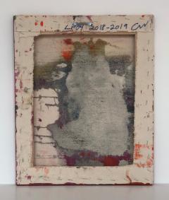 Caleb Weiss Caleb Weiss 2018 painting LP04  - 1045669