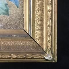 Camille De Chantereine 1833 Gouche on Vellun Paris - 1702510