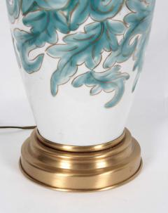 Camille Tharaud Rare lamp in Porcelain By Camille Tharaud - 853902