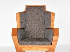 Camillo Cerri Camillo Cerri Important Cubist Armchair Designed for Haus Reinbach 1928 - 1083981