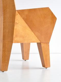 Camillo Cerri Camillo Cerri Important Cubist Armchair Designed for Haus Reinbach 1928 - 1083982