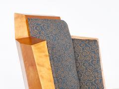 Camillo Cerri Camillo Cerri Important Cubist Armchair Designed for Haus Reinbach 1928 - 1083983