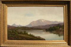 Carl Adolf Rudolf Julius Von Perbandt A River Landscape - 1672728