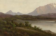 Carl Adolf Rudolf Julius Von Perbandt A River Landscape - 1672739