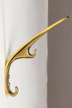 Carl Aub ck Carl Aub ck Model 5439 Large Brass Hook - 1134731
