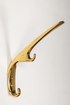 Carl Aub ck Carl Aub ck Model 5439 Large Brass Hook - 1134732