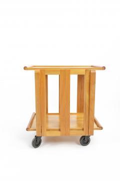 Carl Aub ck Carl Aubock III Folding Tea Trolley - 1343508