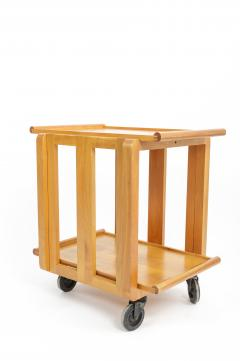 Carl Aub ck Carl Aubock III Folding Tea Trolley - 1343510
