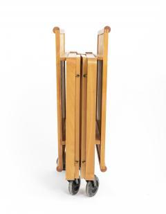 Carl Aub ck Carl Aubock III Folding Tea Trolley - 1343511