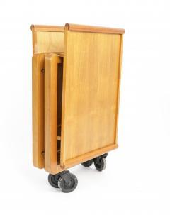 Carl Aub ck Carl Aubock III Folding Tea Trolley - 1343512